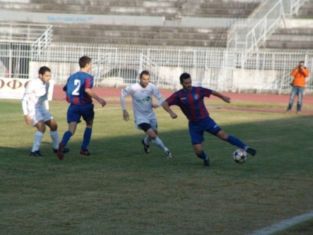 Τρίκαλα 2011- ΑΟ Κασσιώπης  1-1