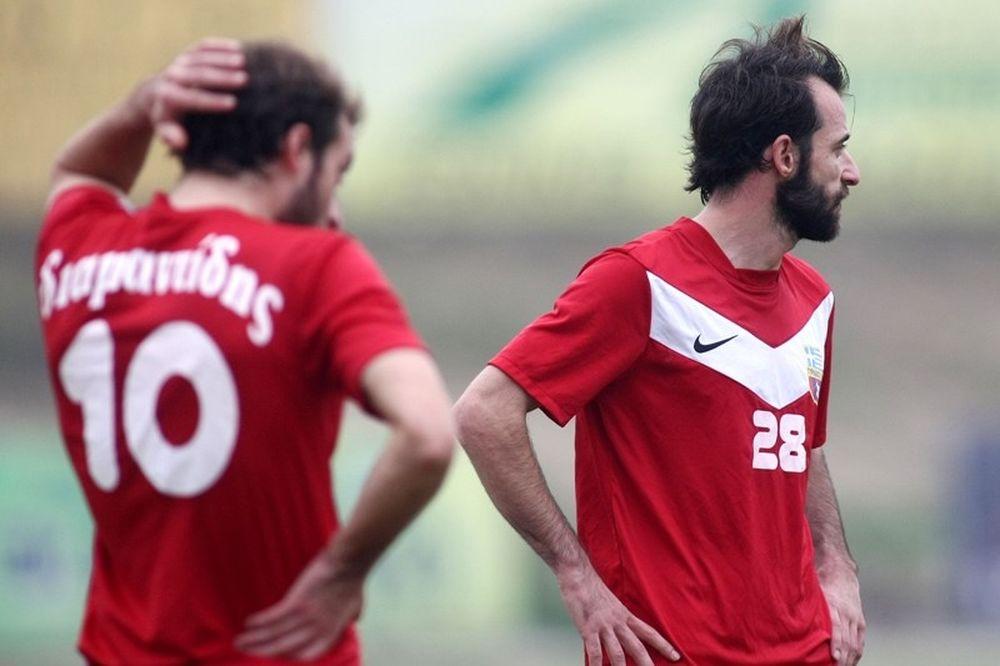 Ο Τύρναβος 1-0 τον Τυλυκράτη στη Λευκάδα