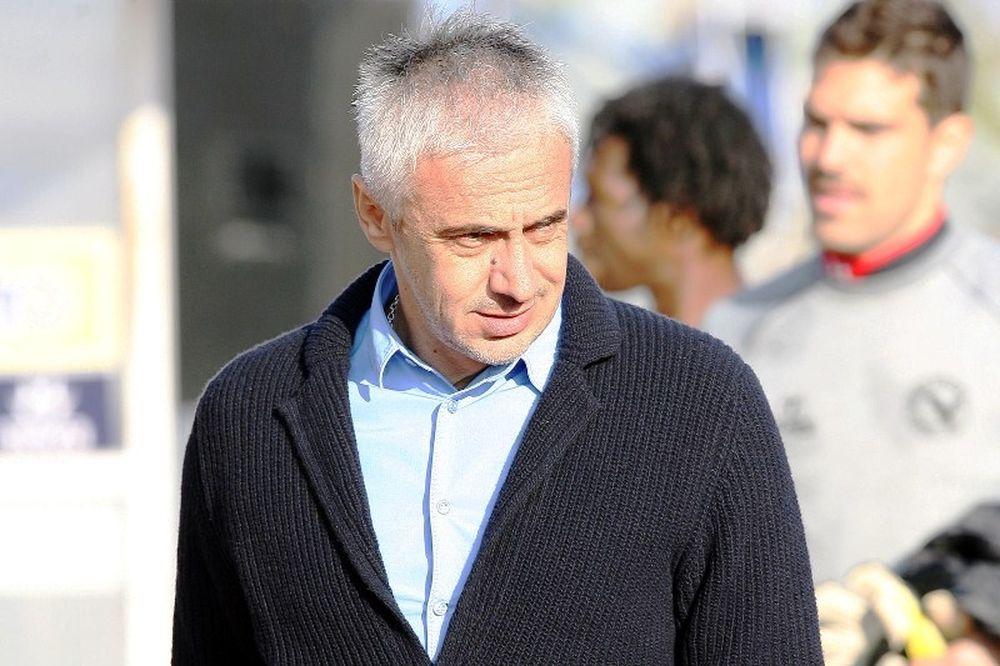 Χαραλαμπίδης: «Θα γίνουμε ανταγωνιστικοί»