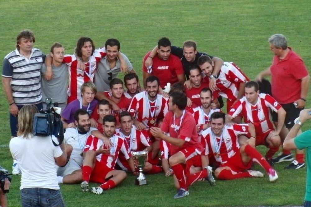 Πανναυπλιακός 2011– Χαλκίδα 1-0