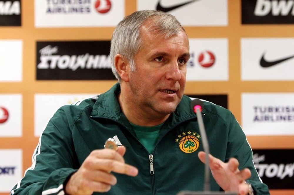 Ομπράντοβιτς: «Δεν πρέπει να ξεχνάμε ότι είμαστε Παναθηναϊκός»