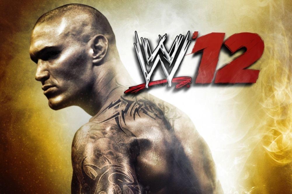 To WWE 12 μόλις κυκλοφόρησε
