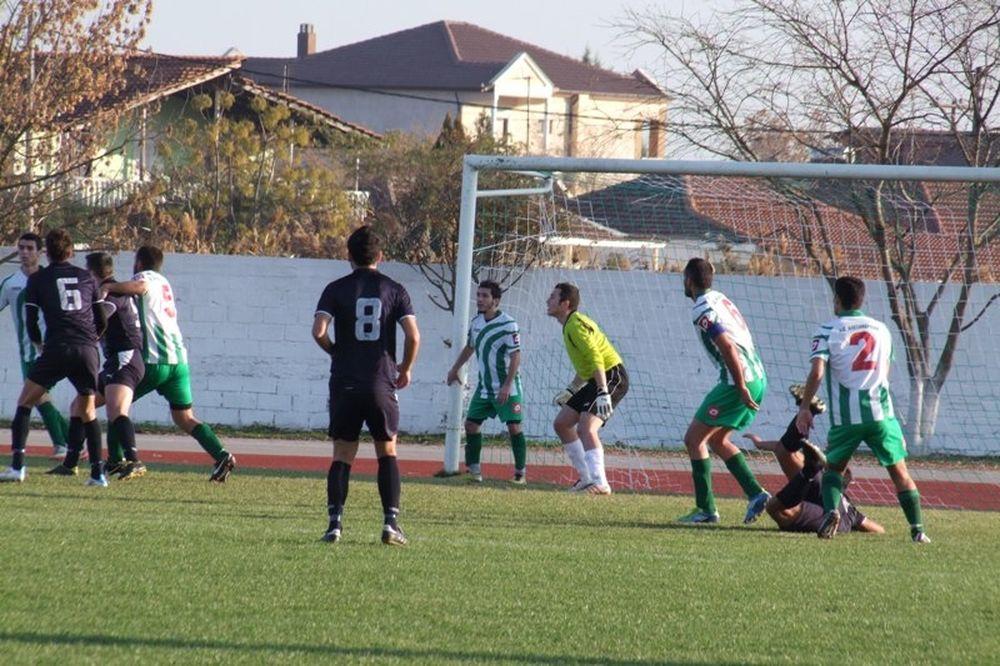Ζαμπρόπουλος: «Θέλαμε το παιχνίδι»