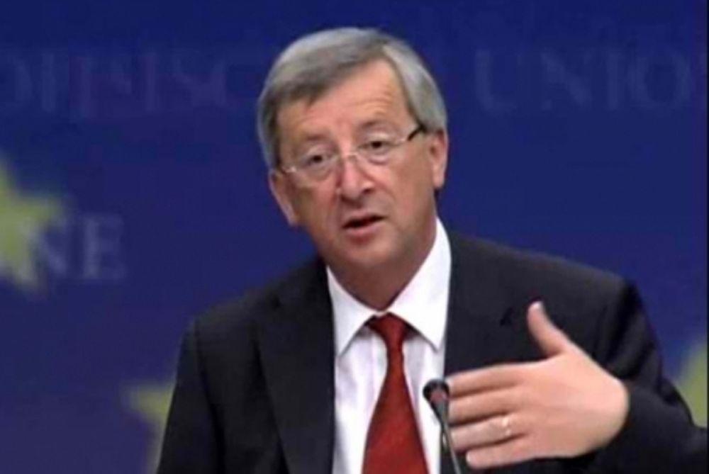 Γιούνκερ: Η Ε.Ε δεν πρέπει να διαιρεθεί