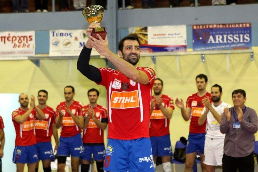 MVP ο Νικηφορίδης