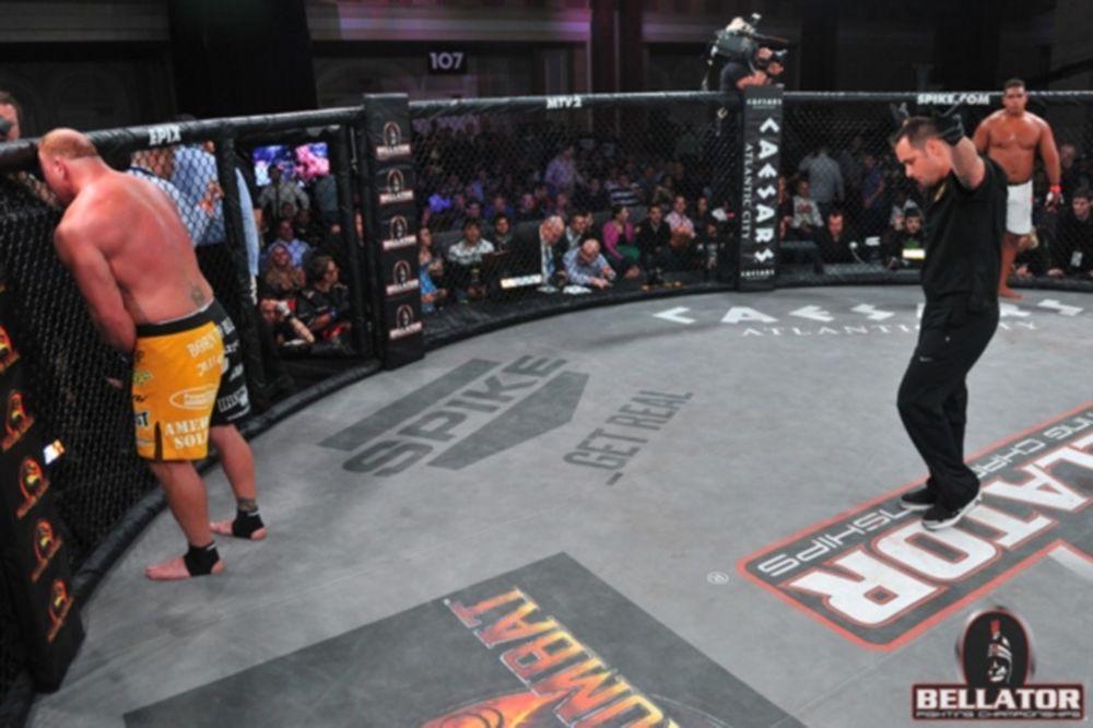 Χωρίς νικητή το τουρνουά Heavyweight του Bellator