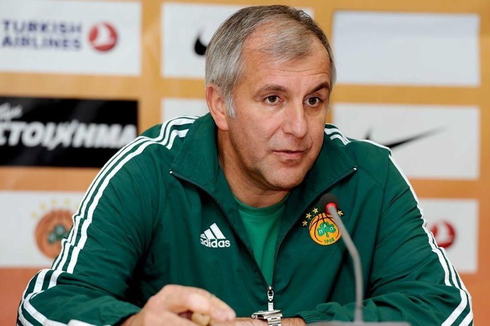 Ομπράντοβιτς: «Χρειαζόμαστε ένα καλό παιχνίδι»