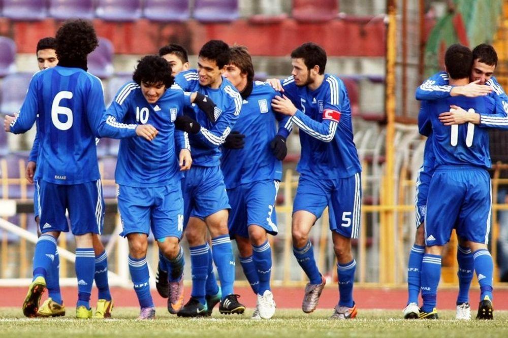 Καλή κλήρωση για Νέων στα προκριματικά του Euro 2012-2013