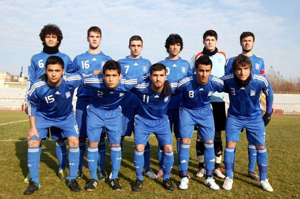 Με Δανία, Τουρκία, Κύπρο η Νέων στην elite round του Euro 2012