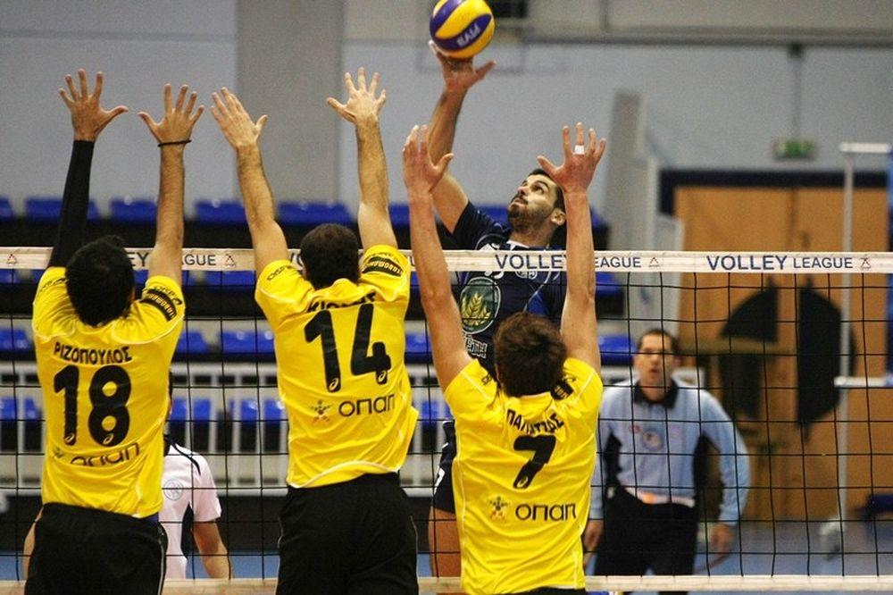 Η 6η αγωνιστική της Volleyleague