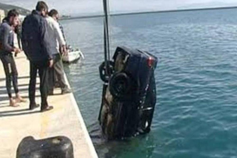Στη θάλασσα βρέθηκε όχημα… φάντασμα