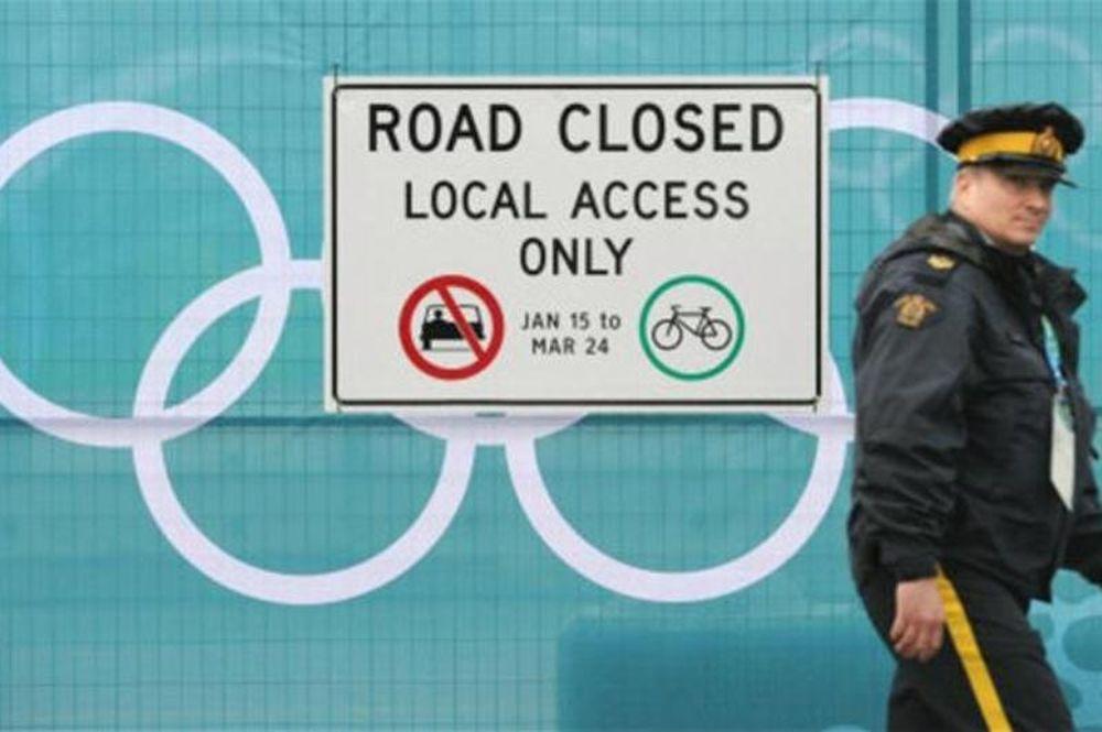 Διπλό το κόστος της Ολυμπιακής ασφάλειας!