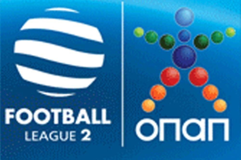 Αλλαγές στο πρόγραμμα της Football League 2