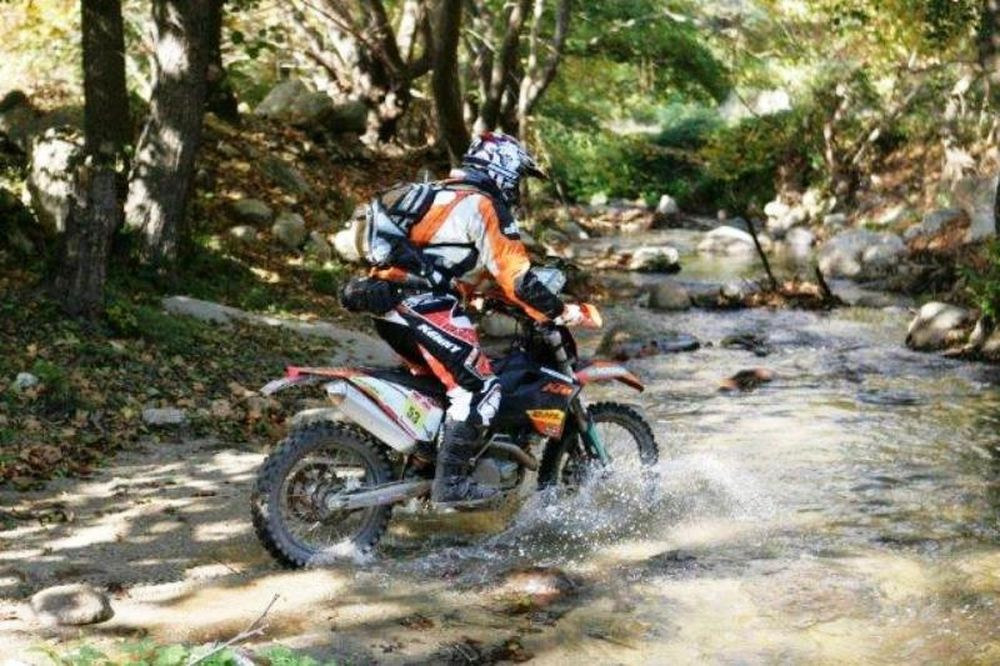 2ο Enduro Cross Country