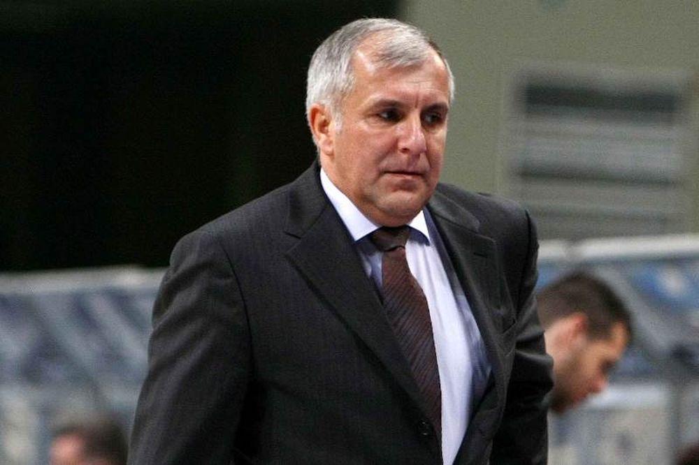 Ομπράντοβιτς: «Συγχαρητήρια στους παίκτες»
