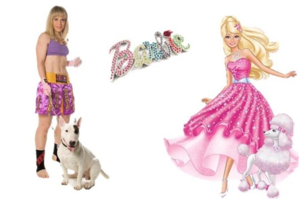 Ελληνική στήριξη ζητά η Iron Barbie