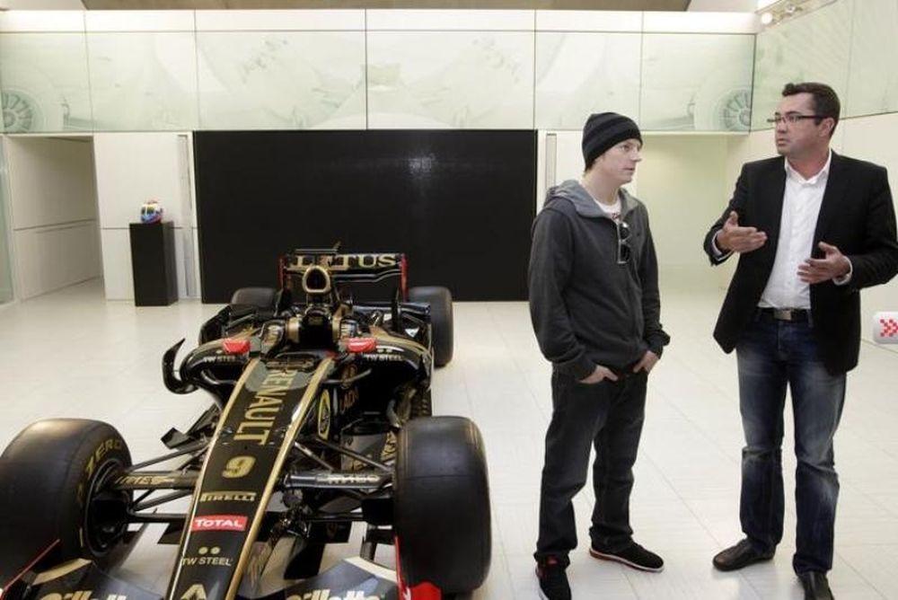 F1: Χριστουγεννιάτικο πάρτι δηλώσεων για τη Lotus Renault