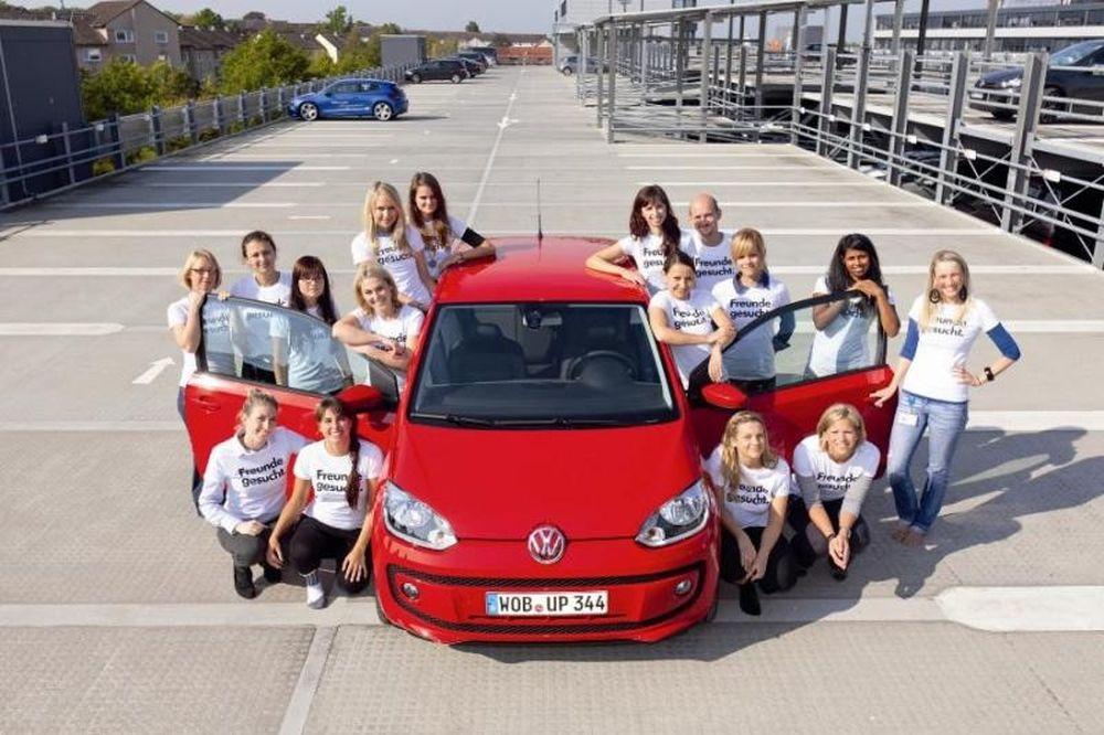 Πέντε αστέρια για Volkswagen up! και Beetle στο Euro NCAP
