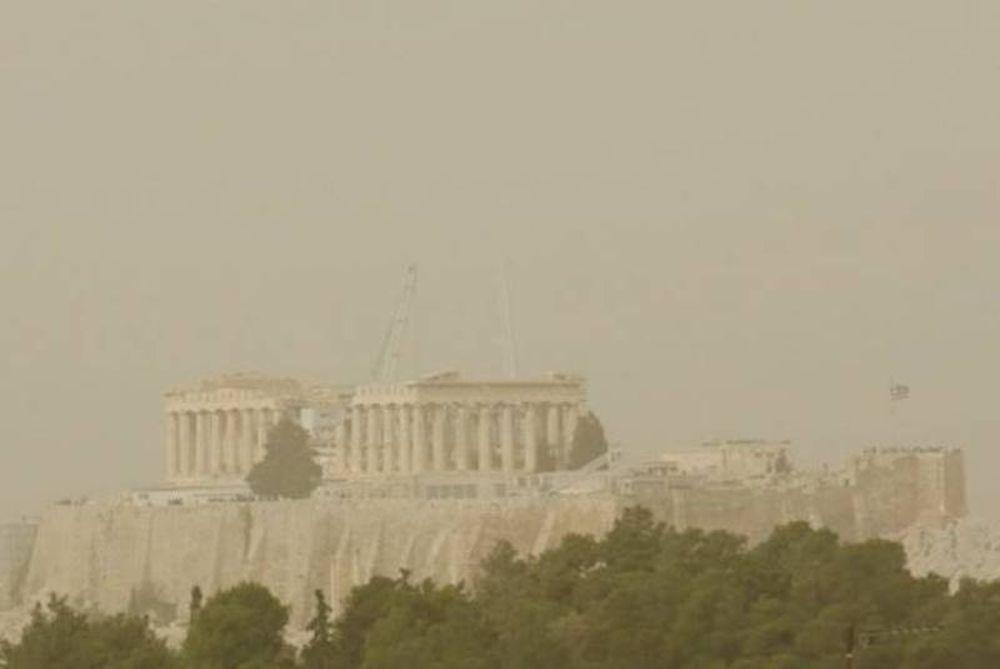 Σε επίπεδα ρεκόρ η ατμοσφαιρική ρύπανση