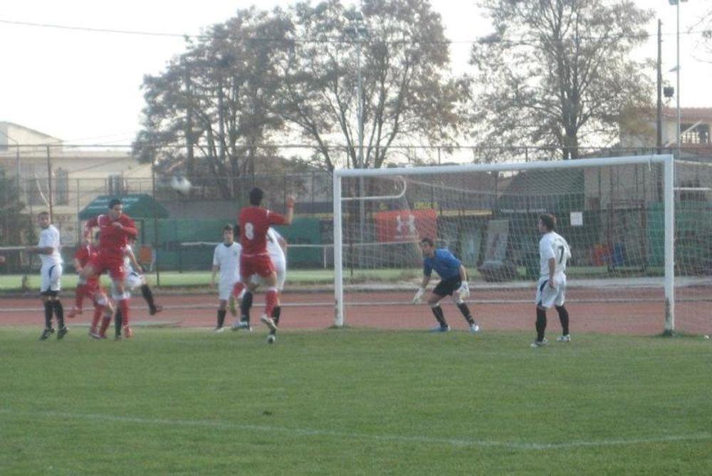 Κοζάνη-Νίκη Αγκαθιάς 4-0