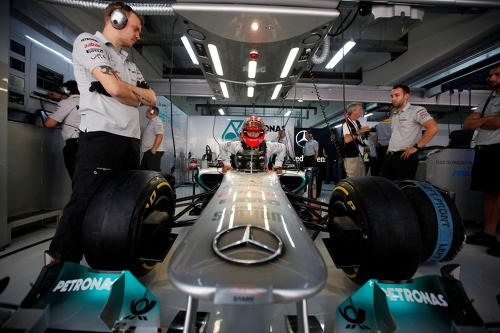 F1: Η MercedesGP γίνεται: AMG Petronas