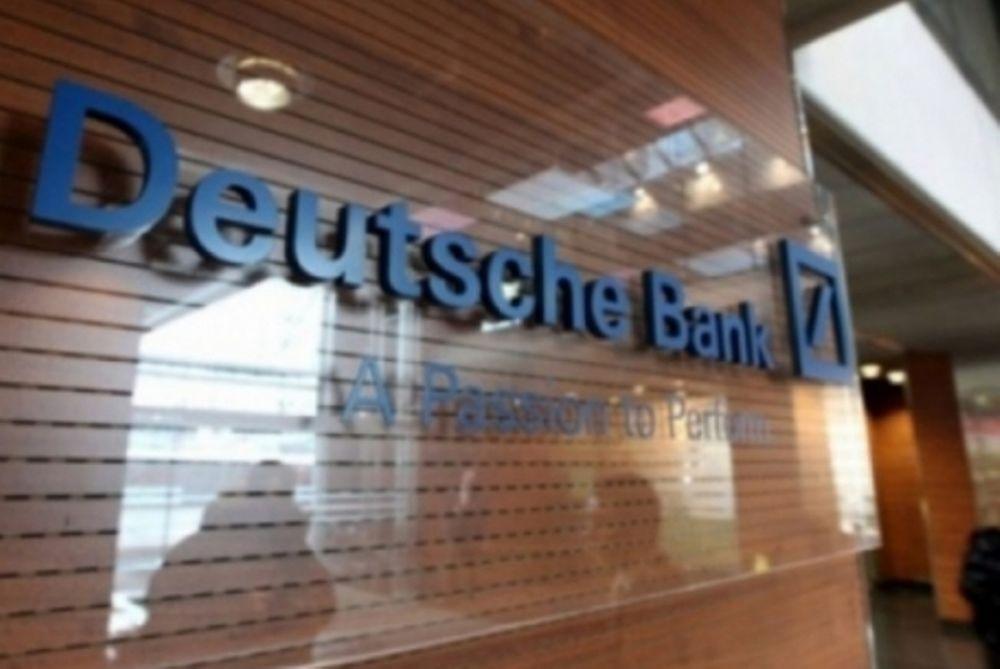 Deutsche Bank: Πιθανή η έξοδος της Ελλάδας από το ευρώ