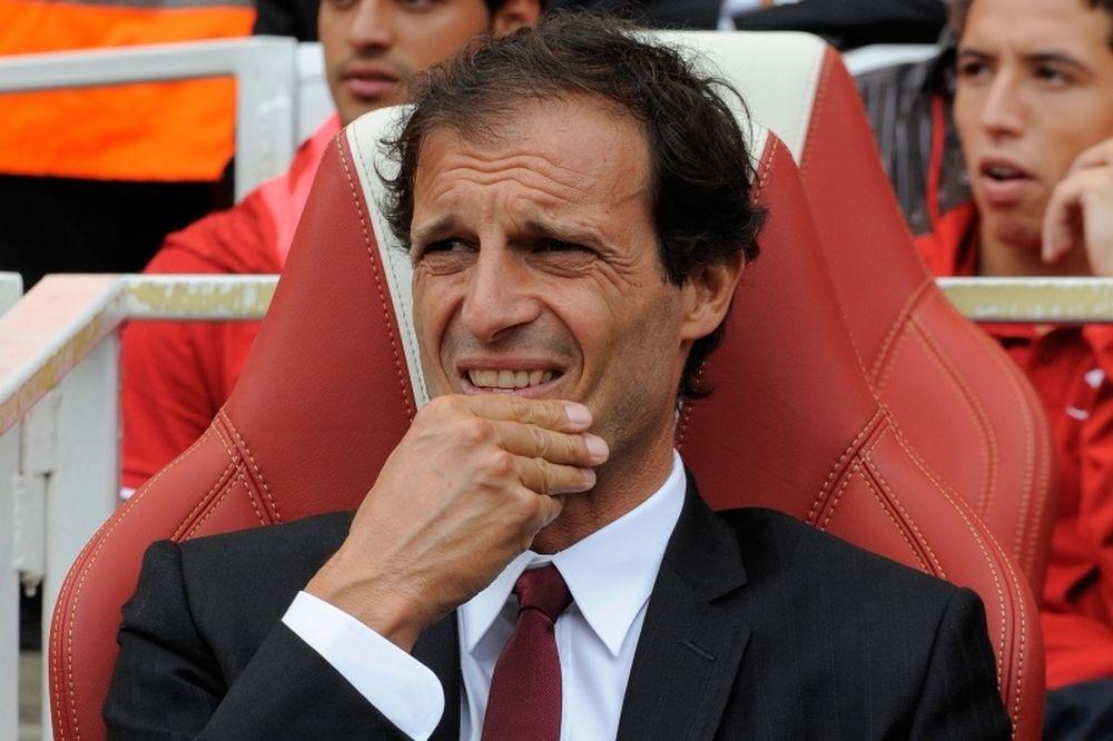 «Καρφί» UEFA σε Μουρίνιο και Αλέγκρι