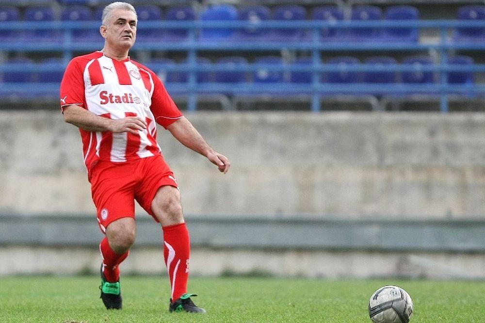 Τσαλουχίδης: «Με υπομονή θα κερδίσει το ματς»