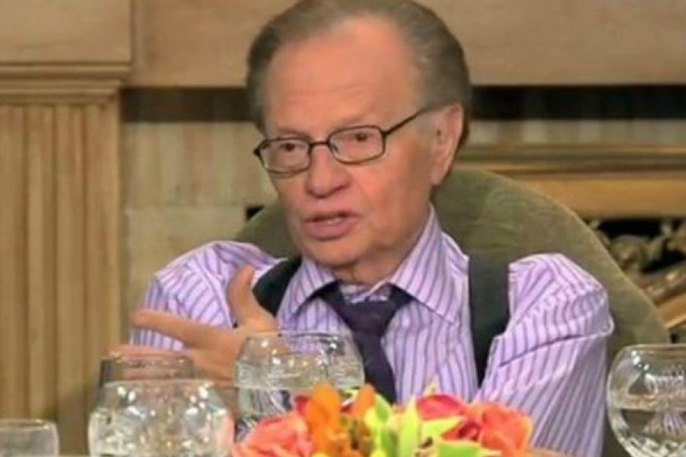 Larry King: Όταν πεθάνω θέλω να με καταψύξουν