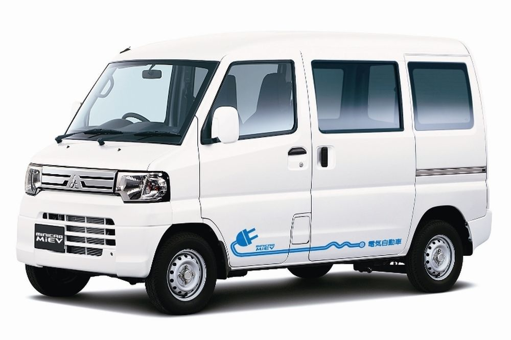 Mitsubishi Minicab - MiEV