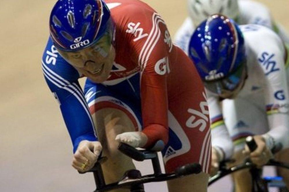 Διακρίσεις στην βρετανική ομάδα ποδηλασίας;