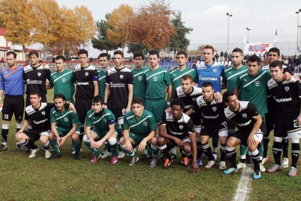 Κέρδος του ΠΑΟΚ στα Γιαννιτσά Λίνο και νέοι (photos)