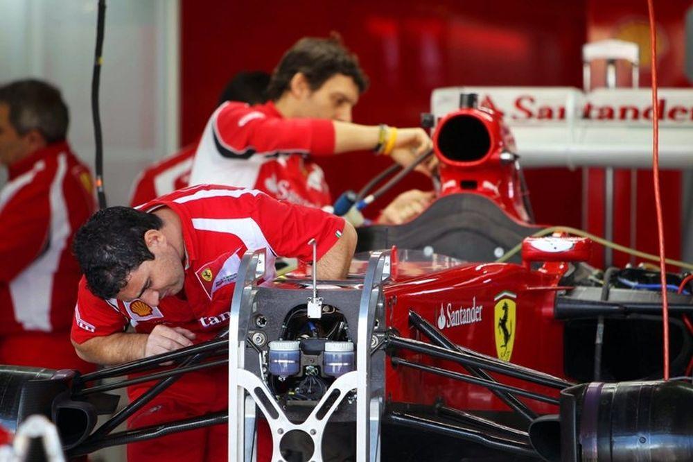 F1: Νέοι κανονισμοί για το 2012