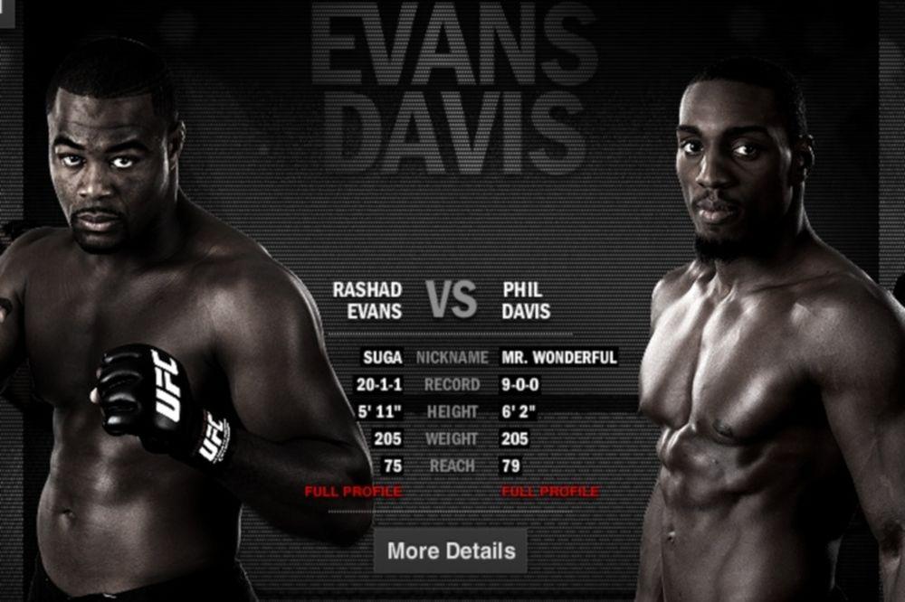 «Γεμάτο» το UFC on FOX 2