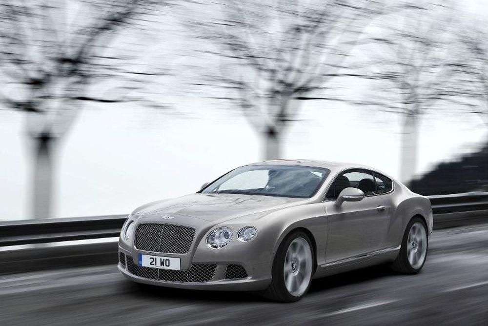 Ο νέος ήχος της Bentley