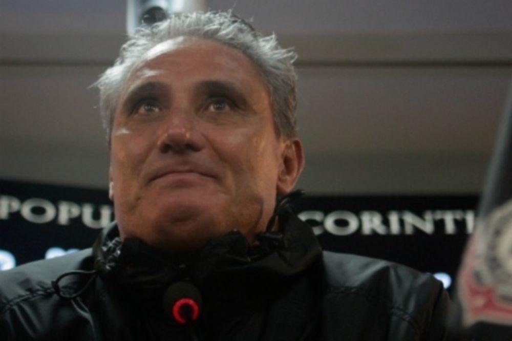 «Η Κορίνθιανς θα ανταγωνιστεί τις ευρωπαϊκές ομάδες»