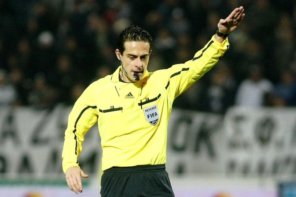 Στο Europa League ο Κουκουλάκης