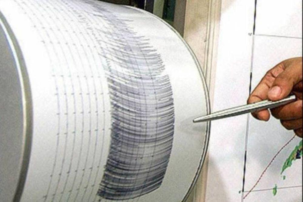 Σεισμική δόνηση 4,7 Ρίχτερ νοτιοδυτικά της Γαύδου