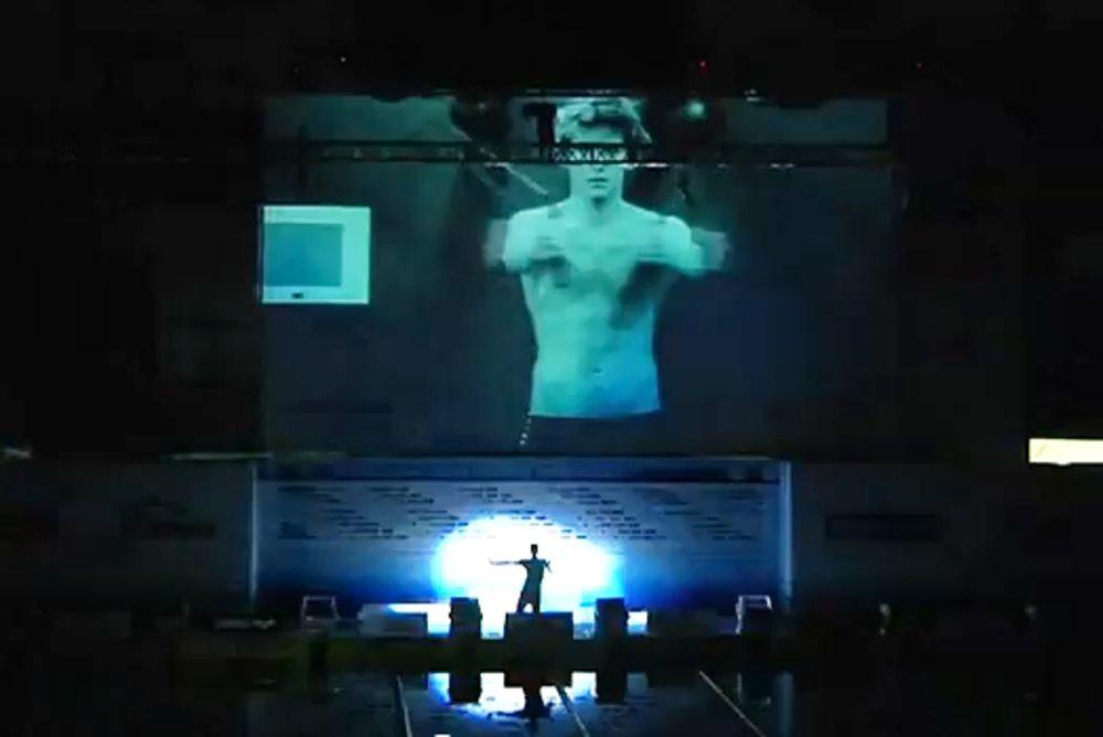 Χορός και κολύμπι στο Σέτζιν (video)