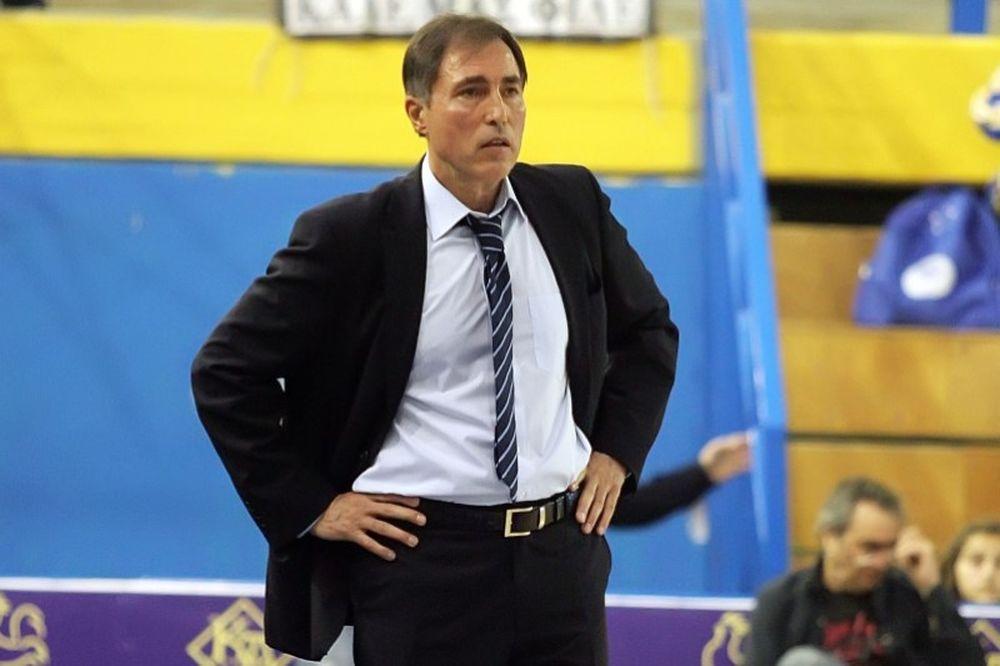 Αλεξανδρής: «Θα παλέψουμε για τη νίκη»