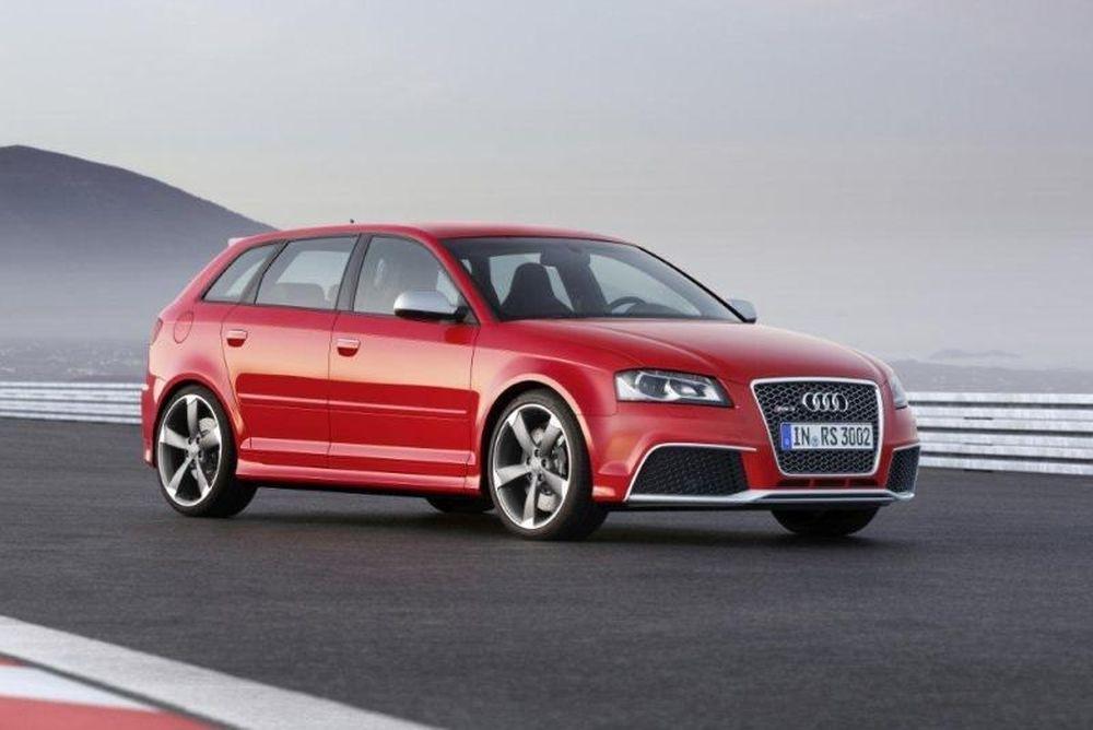 Βραβείο Autonis 2011 στο Audi RS3»