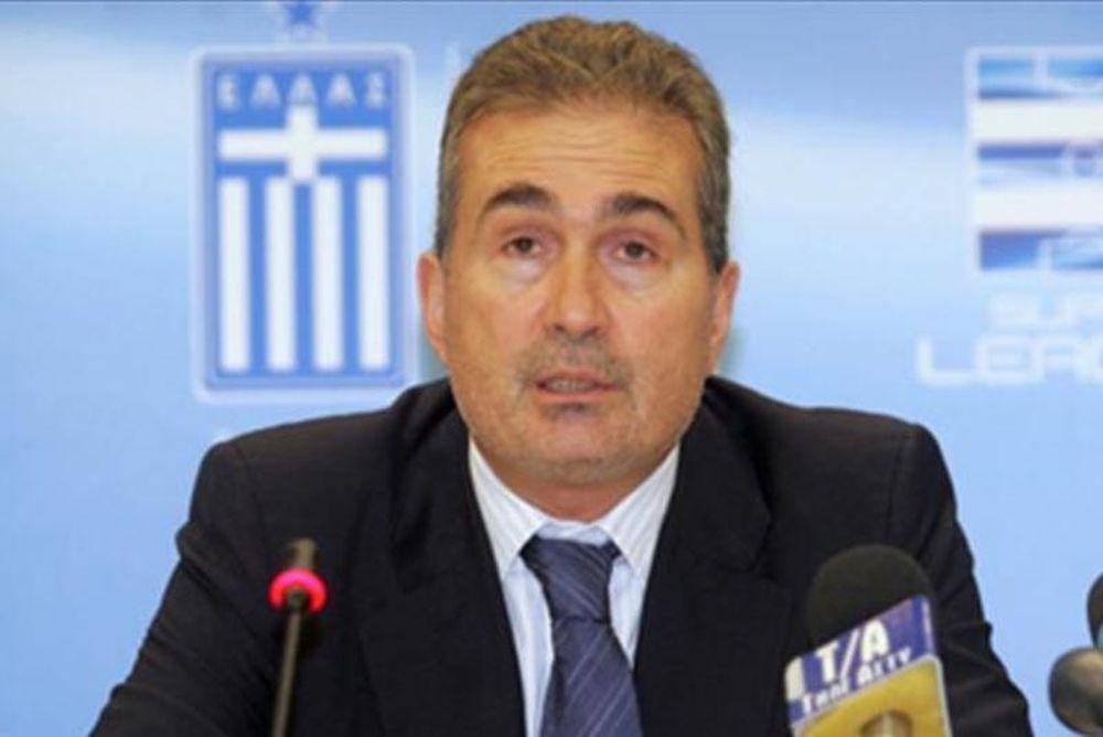Σπανουδάκης: «Πιθανή η βοήθεια του ΟΠΑΠ»