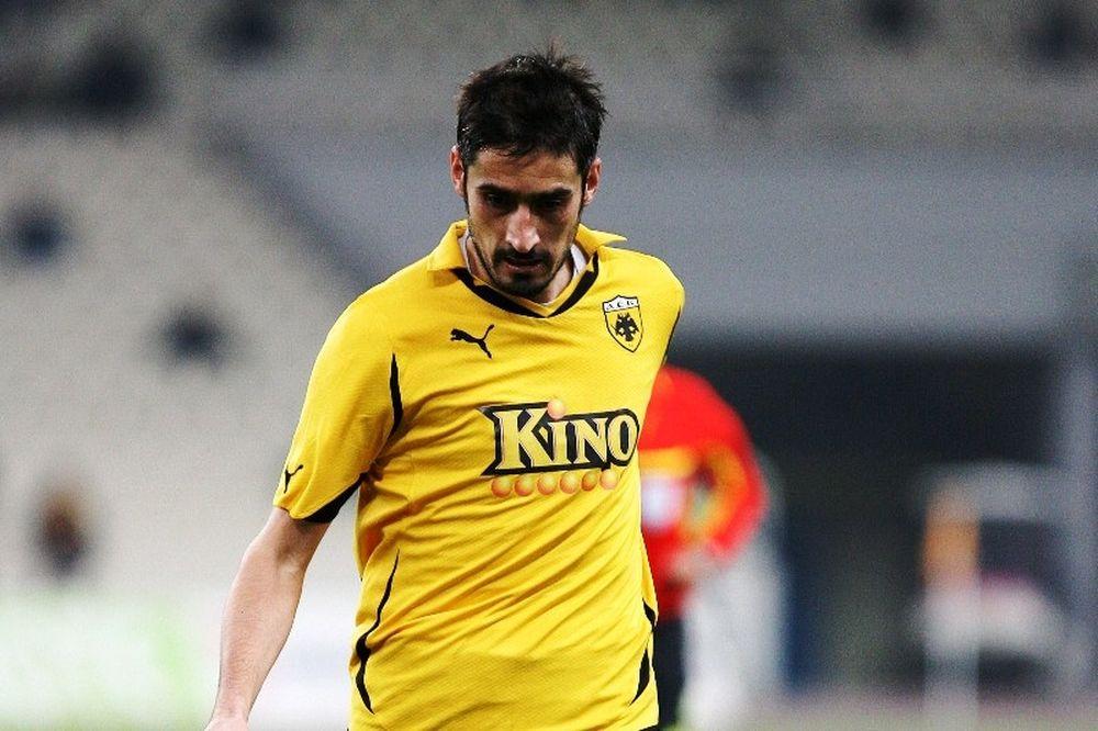 Κανονικά προπονήθηκε ο Λυμπερόπουλος στην ΑΕΚ