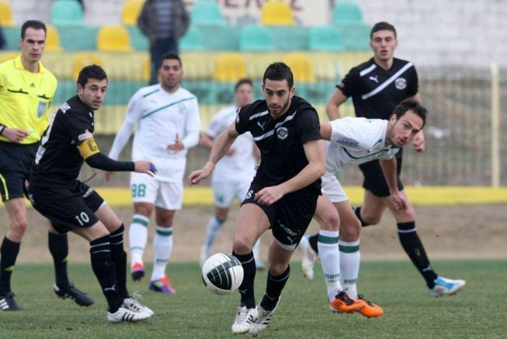 Άγγελος... Φιρινίδης για την Επανομή στο 2-0 επί του Πιερικού