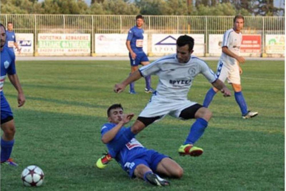 ΑΠΟΚ Βελούχι - Α.Ο. Καρδίτσα 0-1