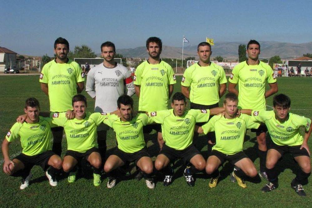 Εθνικός Βατερού-Καστοριά 3-0