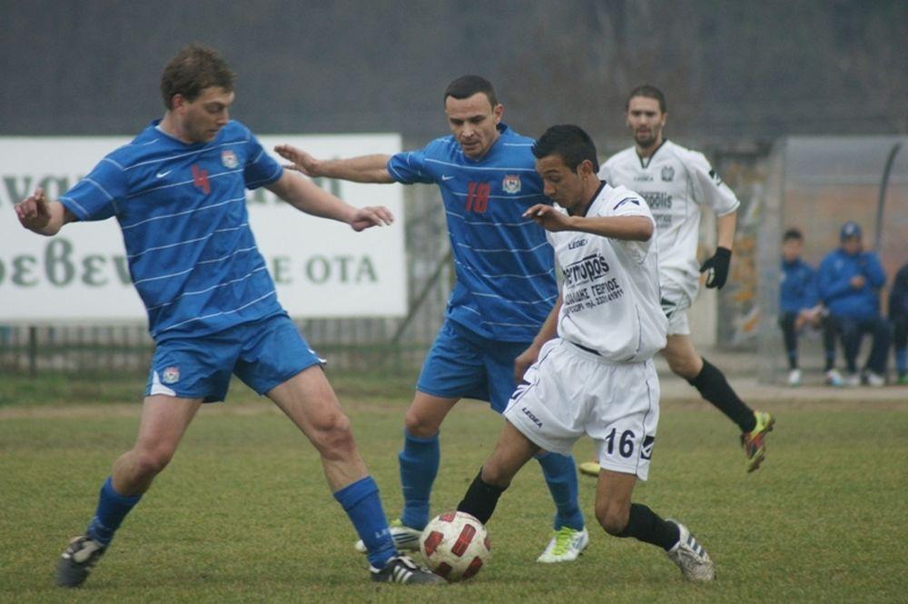 Γρεβενά Αεράτα-ΠΑΟΚ Αλεξάνδρειας 5-2