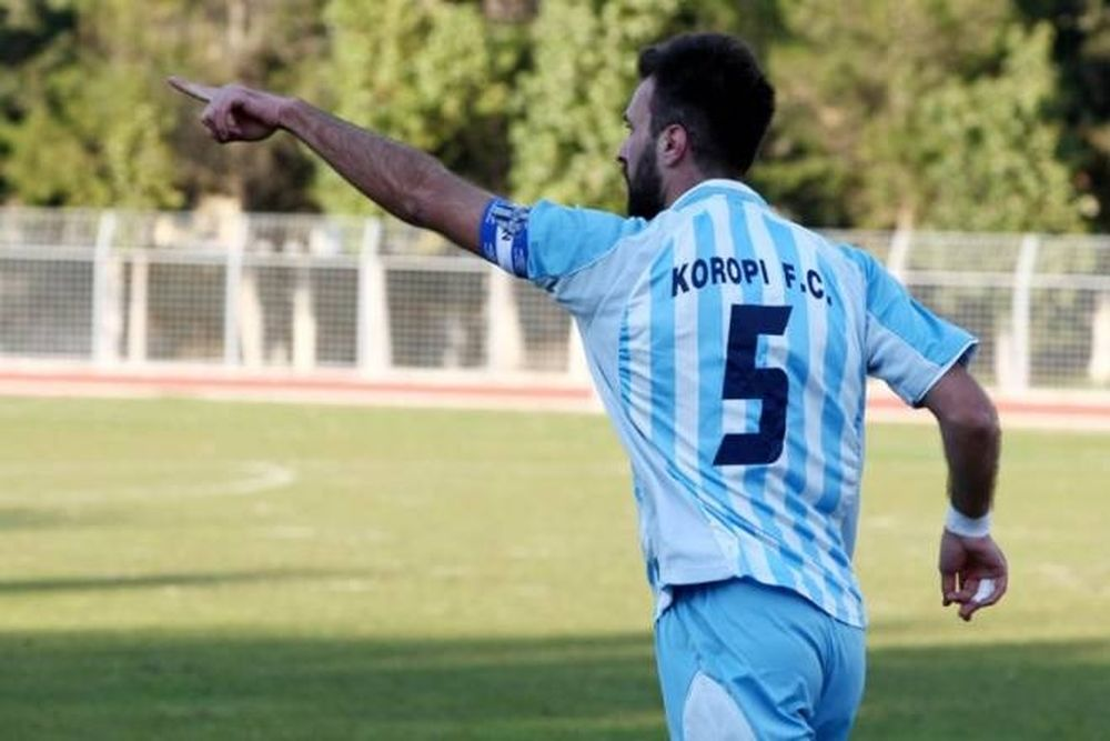Κορωπί-Αχαρναϊκός 0-2