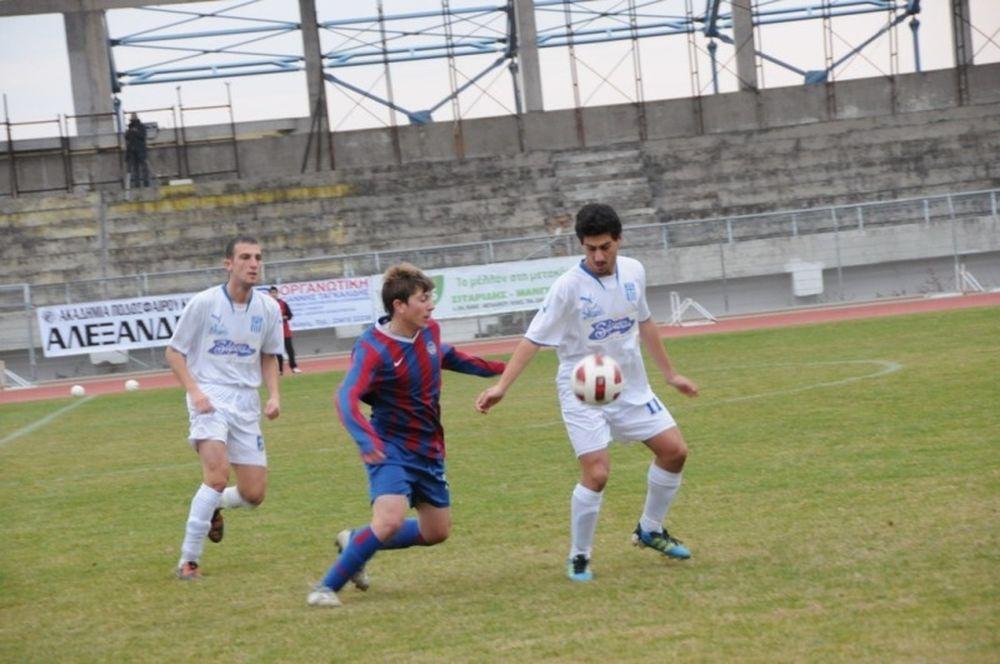 Κιλκισιακός-Εθνικός Σοχού 0-4