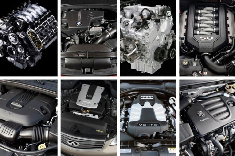 Οι καλύτεροι κινητήρες του 2011